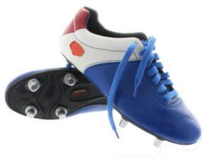 Chaussures de rugby françaises