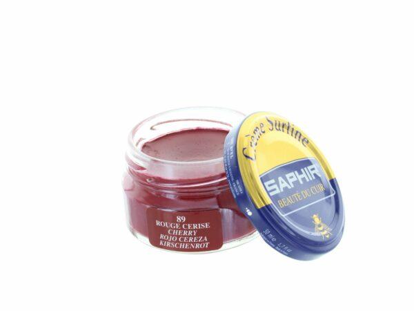Crème Entretien - Rouge