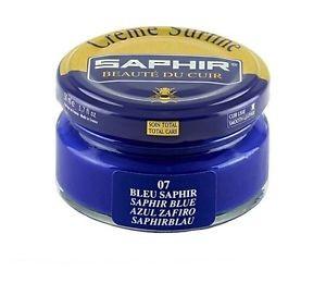 Crème Entretien - Bleu Saphir