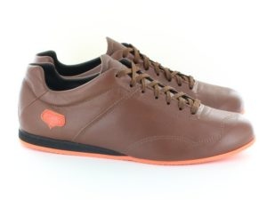Supporter Homme - Caramel semelle orange