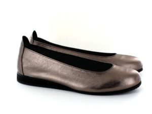 Ballerine made in france cuir