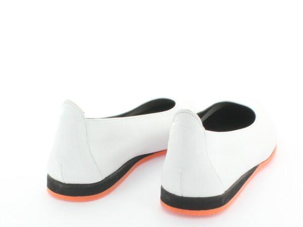 Ballerine - Blanc