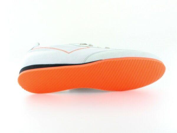 Corner Homme - Gris semelle orange